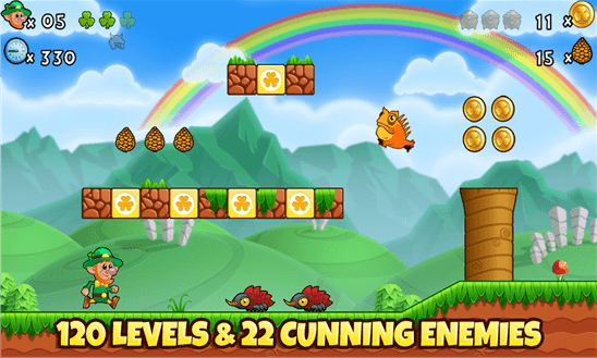 Lep's World 3 для Windows Phone