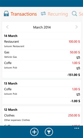 Скачать Wallet+ для Samsung Focus S