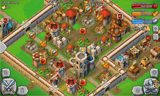Скачать Age of Empires Castle Siege для Nokia Lumia 620