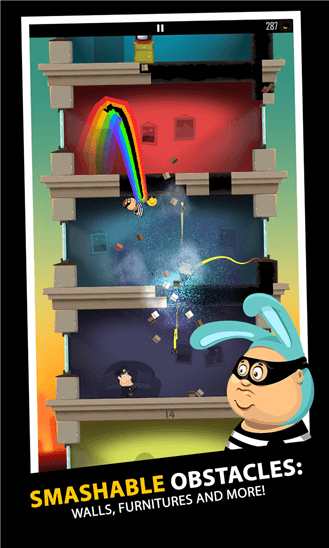 Daddy Was A Thief для Windows Phone