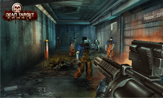 DEAD TARGET Zombie для Windows Phone