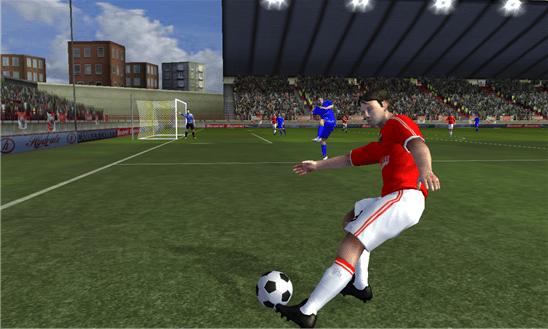 Скачать Dream League Soccer для Nokia Lumia 710