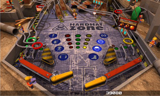 Скачать Pinball League: HardHat Zone для HTC One M8 for Windows