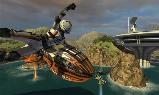 Скачать Riptide GP2 для HTC Titan