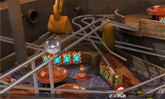 Скачать Pinball League: HardHat Zone для Samsung Focus S