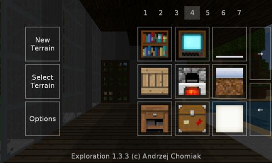 Exploration Base для Windows Phone