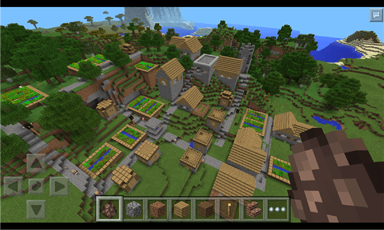 Скачать Minecraft Pocket Edition для Allview Impera S