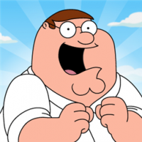 Family Guy The Quest for Stuff для Q-Mobile Storm W510