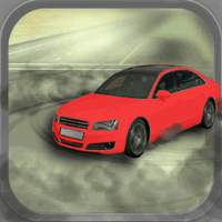 Donut Drift Racing для Samsung Omnia M