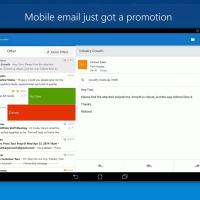 Microsoft выпустили новое приложение Outlook для iOS и Android