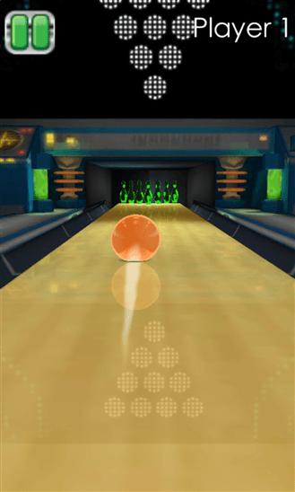 ROCKA BOWLING 3D для Windows Phone