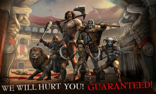 Скачать I, Gladiator для Acer Liquid M220