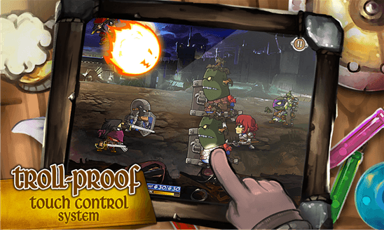 Battleloot Adventure для Windows Phone
