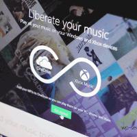 Как слушать музыку из OneDrive на Xbox Music