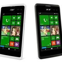 Acer собирается показать 4 новых Windows Phone-смартфона на IFA