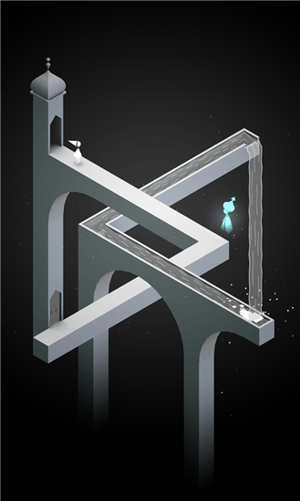 Скачать Monument Valley для HTC Titan