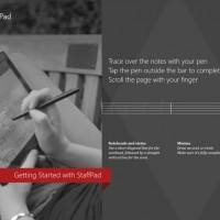 StaffPad – эксклюзив Windows для профессиональных музыкантов