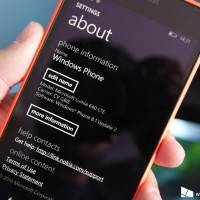 Windows Phone 8.1 Update 2 выйдет на Lumia 735 и 830