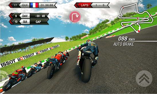 Скачать SBK15 Official Mobile Game для Yezz Billy 4.0
