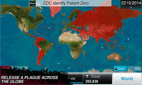 Скачать Plague Inc для Highscreen WinWin