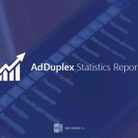 AdDuplex представили статистику Windows Phone за май 2015
