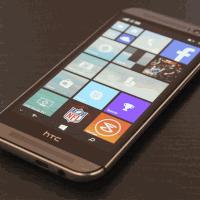 HTC One M10 на Windows 10 Mobile не будет