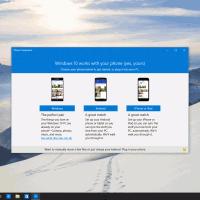 Microsoft анонсировали приложение-компаньон для Windows 10 для работы с iOS и Android