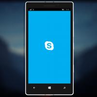 Видео-обзор Messaging Skype Beta