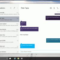 Смс-сообщения теперь синхронизируются на компьютеры с Windows 10