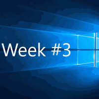 WinWeek #3 Microsoft Edge