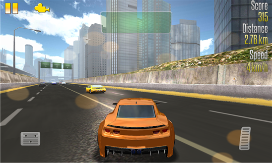 Highway Racer для Windows Phone