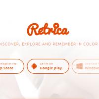 Retrica готовит свое приложение для Windows