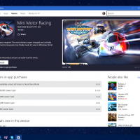 Microsoft в восторге от роста Windows Store
