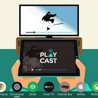 Playcast – новое приложение от создателей Tubecast