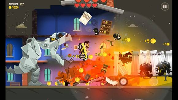 Aliens Drive Me Crazy для Windows Phone