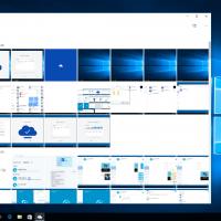 Скриншоты универсального приложения OneDrive для Windows 10 появились в сети
