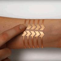 Microsoft сделала умную татуировку для управления вашими устройствами