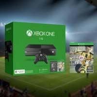 Наборы Xbox One и Fifa 17 поступят в продажу 22 сентября