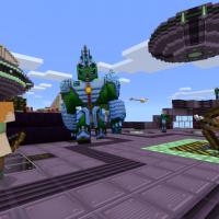 Boss Update выйдет для всех карманных версий Minecraft 18 октбяря
