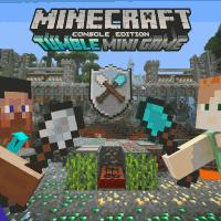 Консольная версия Minecraft получила новую мини-игру