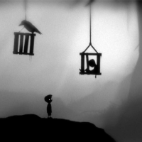 Limbo раздают бесплатно в Epic Games Store