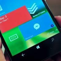 Как отключить изменение цвета панели навигации в Windows 10 Mobile