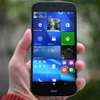 Acer Liquid Jade Primo не получит Windows 10 Mobile Anniversary Update