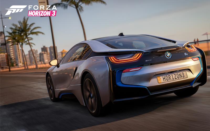 BMW i8 Forza Horizon 3