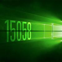 Билд 15058 доступен в Slow Ring