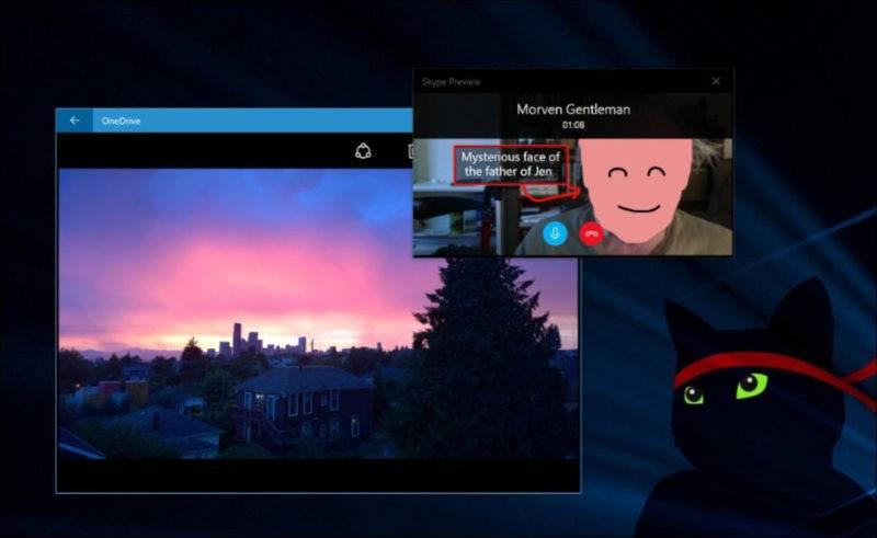 Skype UWP