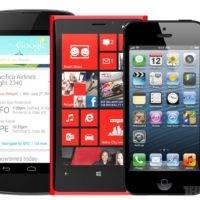 Основные отличия Windows Phone от Android и iOS