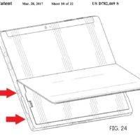 Microsoft запатентовала Surface Pro с USB-C портом