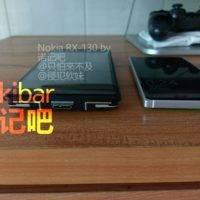 Появились фото загадочного Windows-смартфона Nokia RX-130