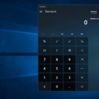 Как установить новую версию Калькулятора на Windows 10 Mobile